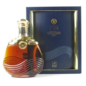 Martell L'or De Cognac Crystal Baccarat Decanter