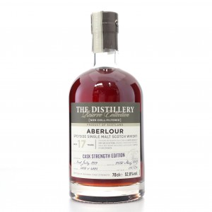Aberlour 1999 Reserve Collection 17 Year Old / Cask Strength Edition