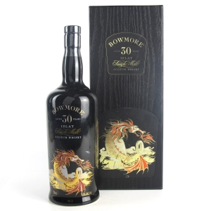 Bowmore 30 Year Old Sea Dragon 75cl / US Export