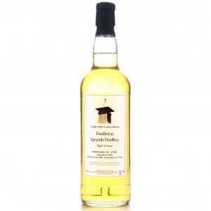 Speyside 2000 Whisky Broker 15 Year Old