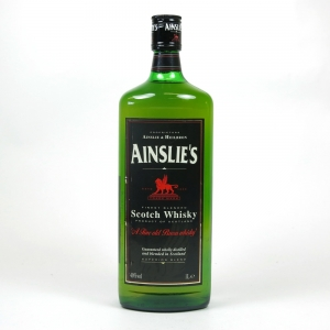 Ainslie's Scotch Whisky 1 Litre