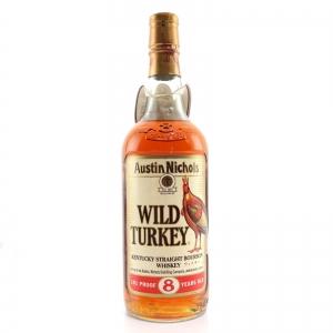 Wild Turkey 8 Year Old 101 Proof 1990s / Japanese Import