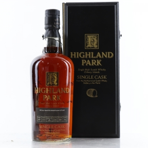Highland Park 1989 Single Cask 16 Year Old #4386