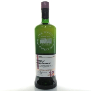 Aultmore 1999 SMWS 15 Year Old 73.93