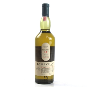 Lagavulin 12 Year Old Cask Strength 2007 Release 20cl