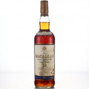 Macallan 1984 18 Year Old