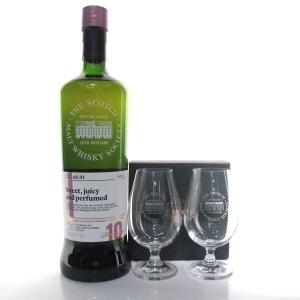 Balmenach 2007 SMWS 10 Year Old 48.91 / Including 2 SMWS Tasting Glasses