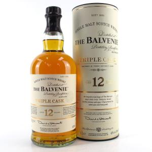Balvenie 12 Year Old Triple Cask 1 Litre