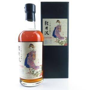 Karuizawa 1994 Single Cask #4019 / Geisha Label