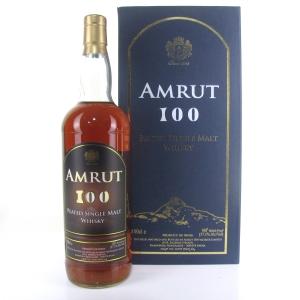 Amrut 100 Peated 1 Litre / Dutch Exclusive