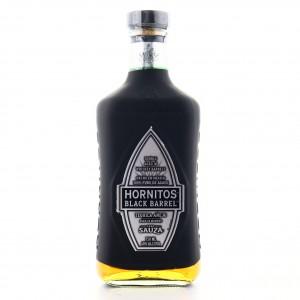 Hornitos Black Barrel Tequila Anejo 75cl / US Import
