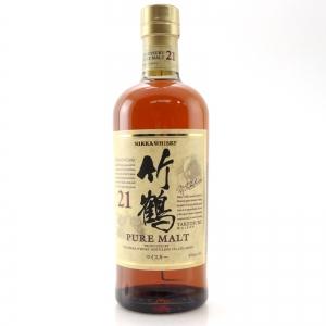 Nikka Taketsuru 21 Year Old Pure Malt