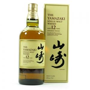 Yamazaki 12 Year Old front