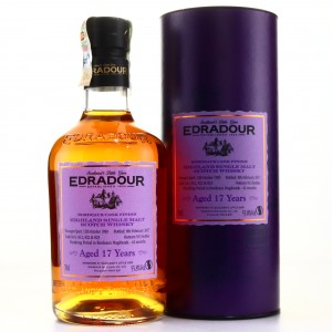 Edradour 1999 Bordeaux Cask Finish 17 Year Old