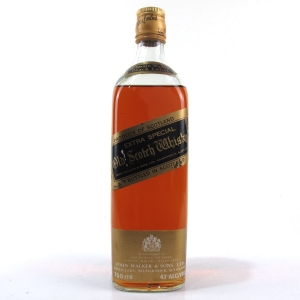 Johnnie Walker Black Label 1980s