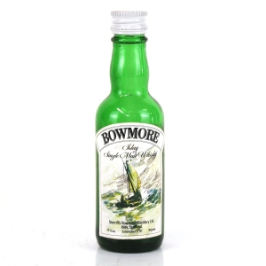 Bowmore Sherriff's Miniature 1970s