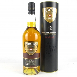 Powers 12 Year Old Gold label