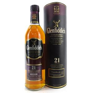 Glenfiddich 21 Year Old 75cl / Rum Cask Finish
