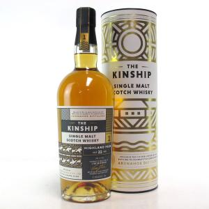 Highland Park 21 Year Old Hunter Laing Kinship / Feis Ile 2018