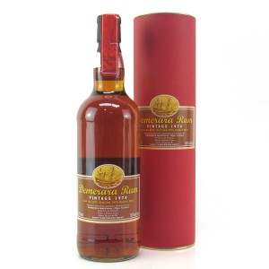 Gordon and MacPhail 1974 Single Cask Demerara Rum 75cl / Binnys Beverage Depot