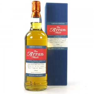 Arran Napoleon Cognac Single Cask