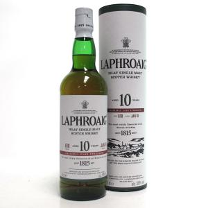 Laphroaig 10 Year Old Cask Strength Batch #010
