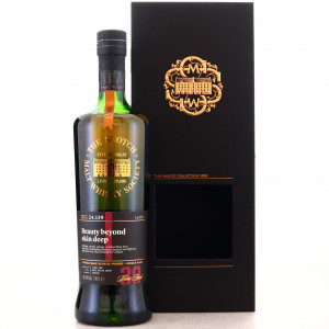 Macallan 1989 SMWS 30 Year Old 24.139 / The Vaults Collection