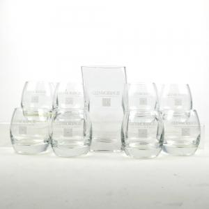 Glenmorangie Water Jug and Glasses x 8