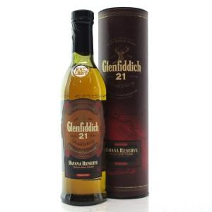 Glenfiddich 21 Year Old Havana Reserve 20cl