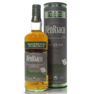 Benriach 13 Year Old Maderensis Fumosus / Madeira Finish