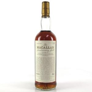 Macallan 1975 Anniversary Malt 25 Year Old 75cl / US Import