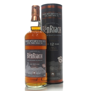 Benriach Peated 12 Year Old Importanticus Fumosus / Tawny Port Finish