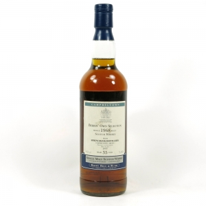Springbank 1968 Berry Brothers & Rudd 35 Year Old