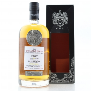 Caledonian 1987 Creative Whisky Co 28 Year Old