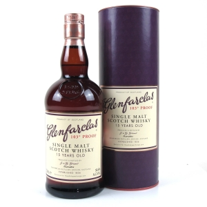 Glenfarclas 15 Year Old 103 Proof / TWE
