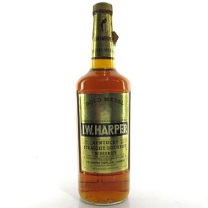 I.W. Harper Gold Medal Kentucky Straight Bourbon 1980s