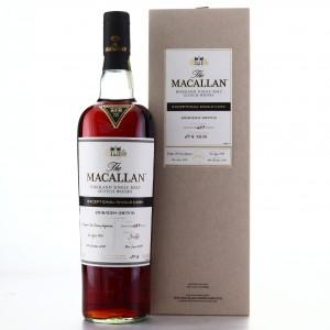 Macallan 1993 Exceptional Cask #3917-10 75cl/ 2018 Release - US Import