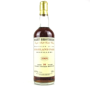 Highland Park 1968 Hart Brothers 26 Year Old