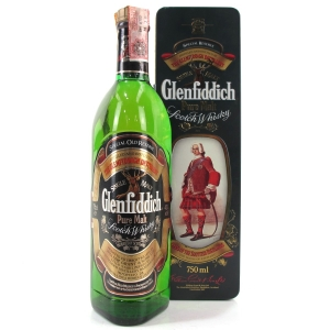 Glenfiddich Clans of the Highlands 1980s / 'House of Stewart' Italian Import