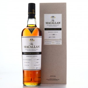 Macallan 2002 Exceptional Cask #3019-06 75cl / 2018 Release - US Import