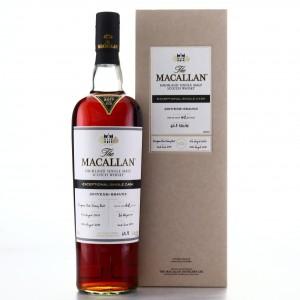 Macallan 2003 Exceptional Cask #8841-03 75cl / 2017 Release - US Import