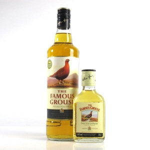 Famous Grouse / Including 10cl