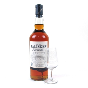 Talisker Friends of The Classic Malts Triple Matured / Including Glass