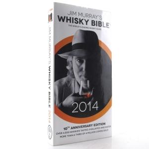 Jim Murray Whisky Bible 2014 Edition / 10th Anniversary