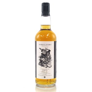 Adelphi Private Stock Scotch Whisky