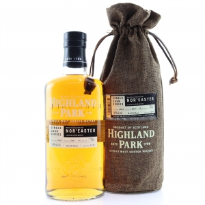Highland Park 2002 Single Cask 15 Year Old #3249 75cl / Nor'Easter US Exclusive