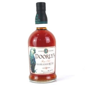 Doorly's 12 Year Old Barbados Rum