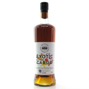 Exotic Cargo 2006 SMWS 10 Year Old Blended Malt Batch 01