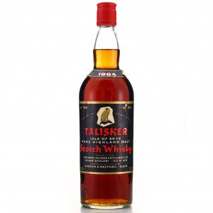 Talisker 1964 Gordon and MacPhail 100 Proof