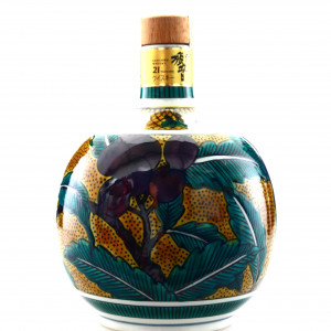 Hibiki 21 Year Old Ceramic Kutani Decanter 2006 Release